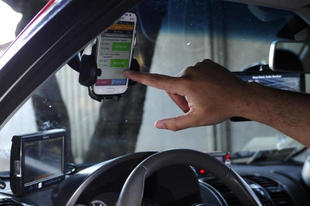 Aplicativo de transporte expande opção de corridas mais baratas para Caxias do Sul Carlos Macedo/Agencia RBS