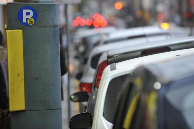 Bento terá aplicativo para encontrar vagas de estacionamento disponíveis na área azul Jean Pimentel/Agencia RBS