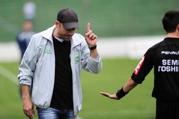 Direção do Juventude confirma a demissão do técnico Picoli Porthus Junior/Agencia RBS