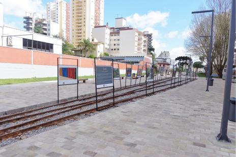 Prefeitura de Caxias do Sul lança internet wi-fi gratuita na Praça do Trem (Norton Mello / divulgação/)