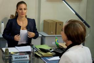 Babilônia marcou uma série de novidades na carreira de Maíra Charken (Estevam Avellar/TV Globo/Divulgação)