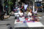 Veja imagens da Carreata das Embaixatrizes nas ruas centrais de Caxias