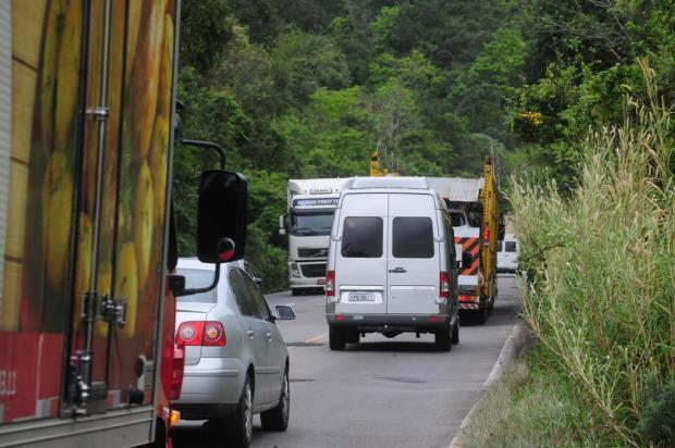 Trechos das rodovias ERS-122 e ERS-453 na Serra têm redução de acidentes em 2017 Roni Rigon/Agencia RBS