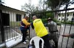 Alunos da BM caminham duas horas para fazer policiamento no Centro Ronaldo Bernardi/Agência RBS