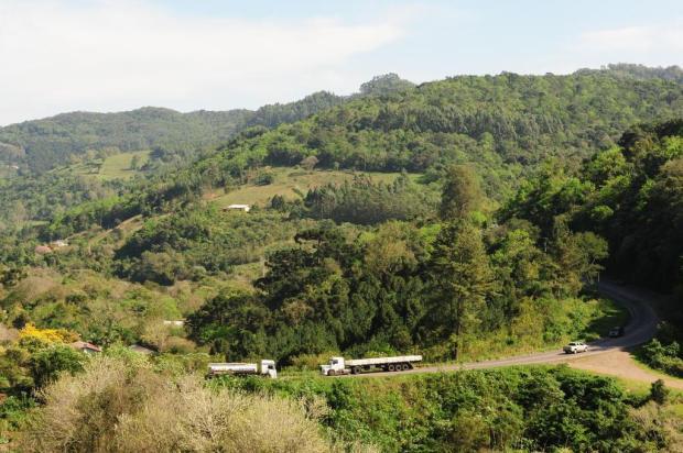 ERS-122 terá bloqueio parcial entre a Serra e a Região Metropolitana nesta quarta-feira Roni Rigon/Agencia RBS