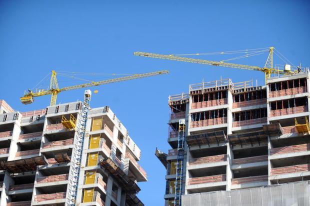 Reduz em mais de 50% os lançamentos imobiliários em Caxias do Sul Felipe Nyland/Agencia RBS