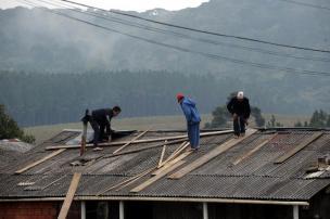 Cambará do Sul decreta situação de emergência após vendaval e granizo (Felipe Nyland/Agencia RBS)