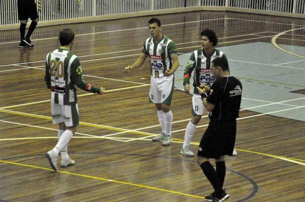 Juventude Futsal estreia com vitória na segunda fase da Série Prata Arthur Dallegrave/Divulgação