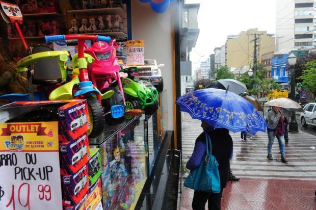 Caxienses devem gastar, em média, R$ 228 em presentes para o Dia das Crianças Roni Rigon/Agencia RBS