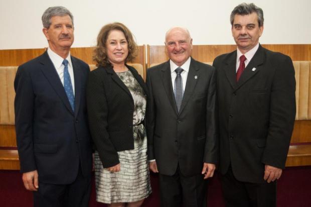 Nelson Sbabo é eleito presidente da CIC de Caxias do Sul Silvia Cardoso/divulgação