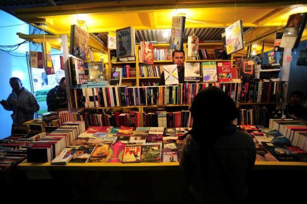 Veja a lista dos 10 títulos mais vendidos na Feira do Livro de Caxias Porthus Junior/Agencia RBS