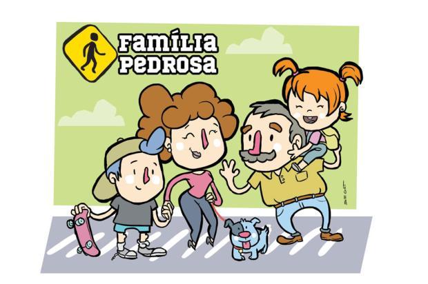 Cada semáforo para pedestre em Caxias é uma conquista Ilustração: Charles Segat / Agência RBS/