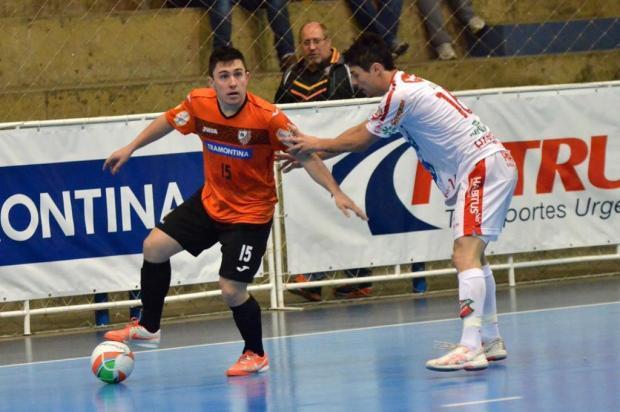 ACBF e Atlântico empatam e seguem na frente da Chave 2 da Série Ouro de futsal Ulisses Castro / ACBF/Divulgação