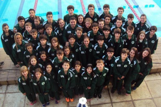 Equipe de natação do Recreio da Juventude conquista 50 medalhas no Estadual de Verão Divulgação/Recreio da Juventude