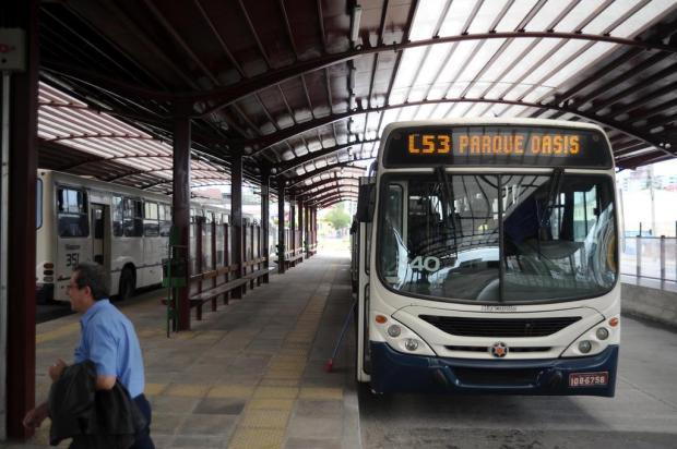 Estações de transporte coletivo de Caxias do Sul passarão por reforma Felipe Nyland/Agencia RBS