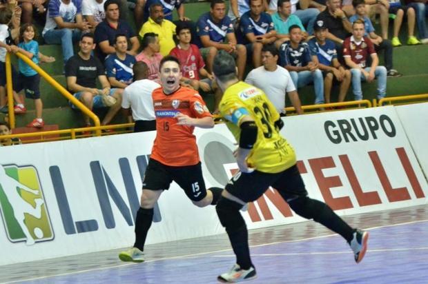 ACBF vence o Orlândia de virada e larga em vantagem na decisão da Liga Futsal Ulisses Castro/Divulgação