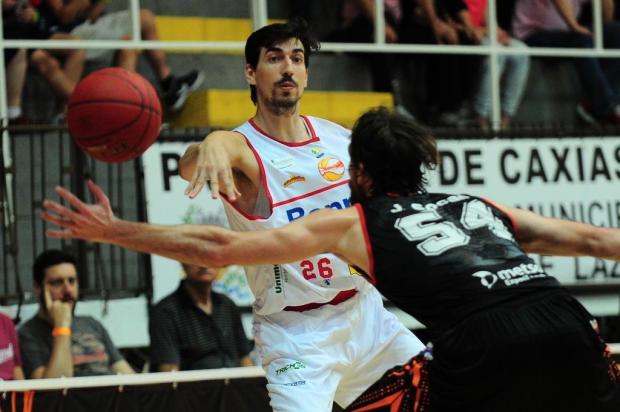 Caxias do Sul Basquete bate a Liga Sorocabana e conquista primeira vitória em casa no NBB Porthus Junior/Agencia RBS