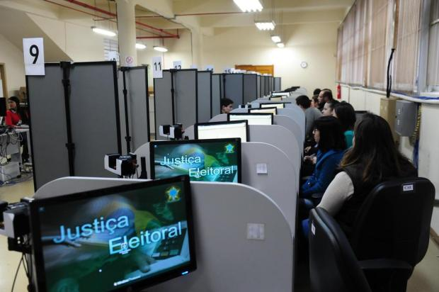 Cartório de Caxias tem movimento intenso na retomada dos serviços eleitorais Roni Rigon/Agencia RBS