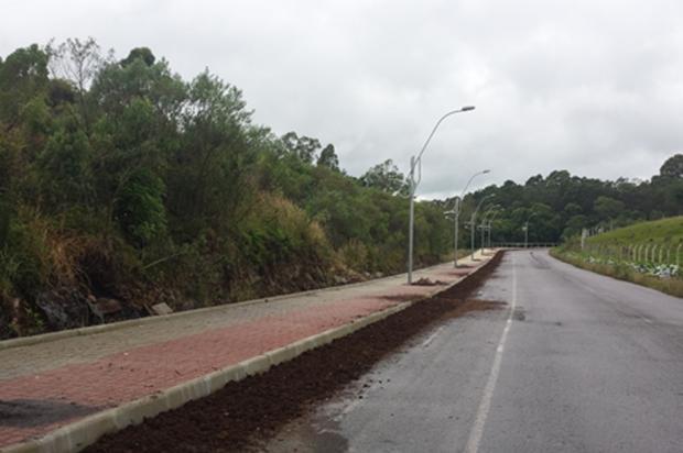 Prefeitura de Farroupilha abre nova licitação para trecho da pista de caminhada de Caravaggio Prefeitura de Farroupilha / divulgação/