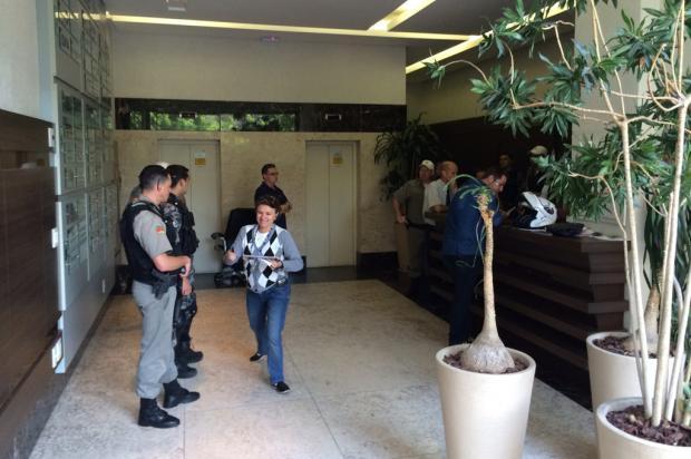 017b7a22f Prédio é isolado após assalto a imobiliária na Rua Sinimbu, em Caxias do  Sul Manuela
