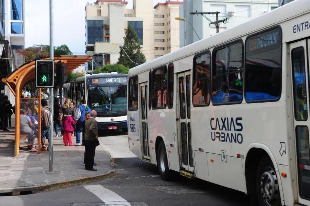 Nova tarifa de ônibus em Caxias entra na pauta do Conselho de Trânsito na próxima terça Roni Rigon/Agencia RBS