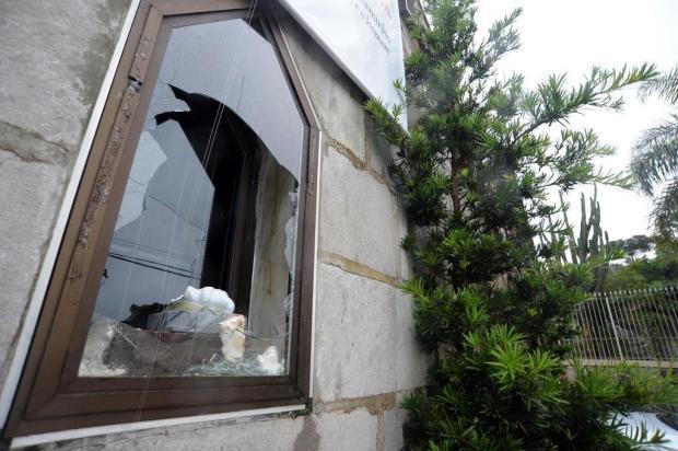 Ataques contra imagens sacras na Serra causam espanto em líderes religiosos Felipe Nyland/Agencia RBS