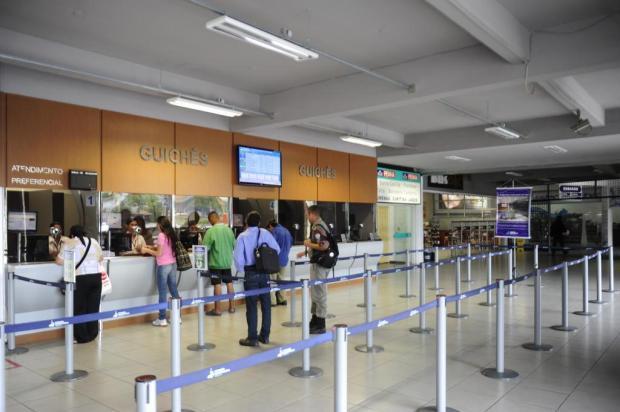Estação Rodoviária de Caxias do Sul seguirá sem terminais de caixas eletrônicos Roni Rigon/Agencia RBS