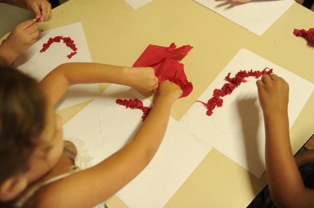 Prefeitura de Caxias divulga lista de crianças que terão vaga na educação infantil Diogo Sallaberry/Agencia RBS