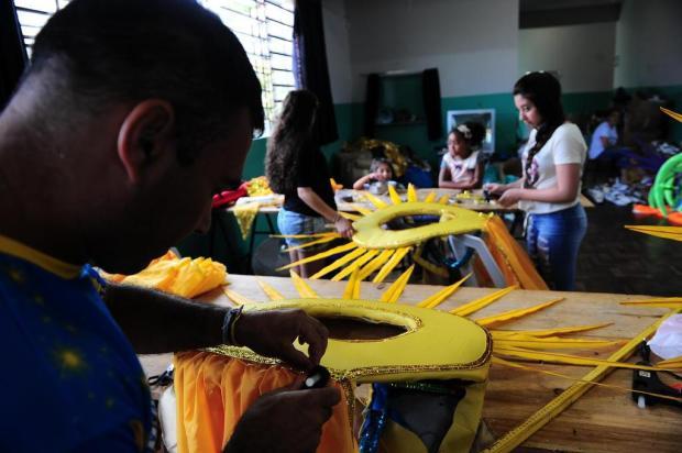 Carnaval de Caxias do Sul gera oportunidades de trabalho Porthus Junior/Agencia RBS