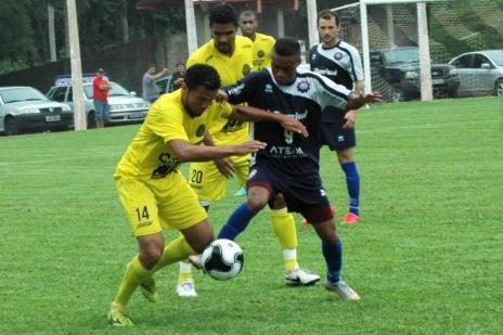 Caxias perde para o Veranópolis por 4 a 2 em jogo-treino (Rafael Tomé/Divulgação)