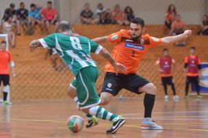 ACBF vence o Juventude Futsal no primeiro amistoso da pré-temporada Ulisses Castro/ACBF,Divulgação