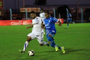 Fora de casa, Glória empata sem gols com o Novo Hamburgo Giovani Jr./ECNH/Divulgação