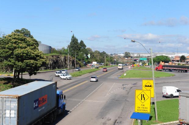Rótula de acesso ao bairro Santa Fé pode sair do papel em setembro em Caxias Roni Rigon/ Agência RBS/