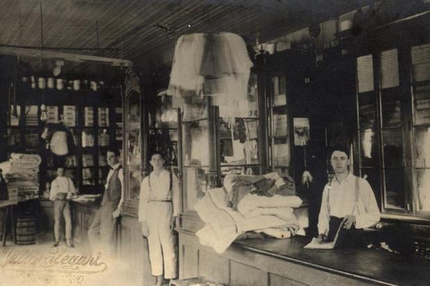 Memória: De volta aos antigos armazéns Julio Calegari/Acervo Arquivo Histórico Municipal João Spadari Adami,divulgação