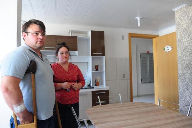 Empresa doará eletrodomésticos retirados após visita da presidente Dilma, em Caxias do Sul Roni Rigon/Agencia RBS