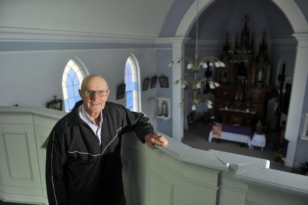 Nos 140 anos de São Romédio, moradores da primeira comunidade de Caxias compartilham memórias Diogo Sallaberry/Agencia RBS