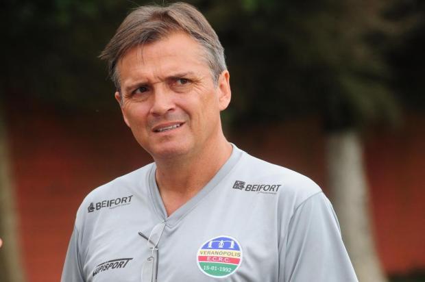 Novo técnico do Caxias, Luiz Carlos Winck será apresentado na tarde desta quarta-feira Roni Rigon/Agencia RBS