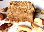 Faça um bolo saudável de chia, aveia e castanha Divulgação/