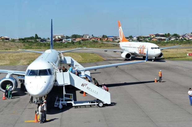 Concessão do atual aeroporto de Caxias serviria para criar alternativa ao terminal de Porto Alegre ANDRÉIA COPINI/Divulgação