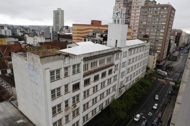 Prédio da antiga Metalúrgica Eberle, em Caxias, recebe novos empreendimentos Felipe Nyland/Especial