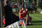 Inter treina, e Fabinho aparece na lateral direita