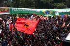 Centrais sindicais realizam manifestações em celebração ao Dia do Trabalho Tadeu Vilani/Agencia RBS