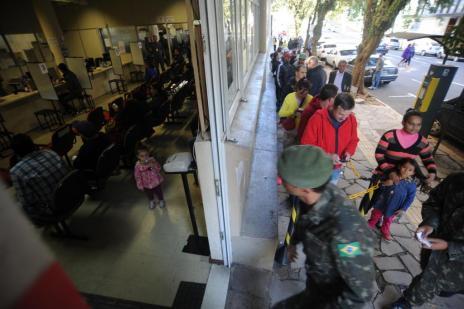 Prazo para regularização do título termina nesta quarta-feira em Caxias (Felipe Nyland/Agencia RBS)