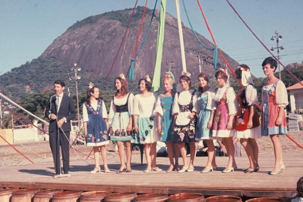 Festival da Uva e do Vinho agita o Rio de Janeiro em 1968 Acervo pessoal de José Zugno/divulgação