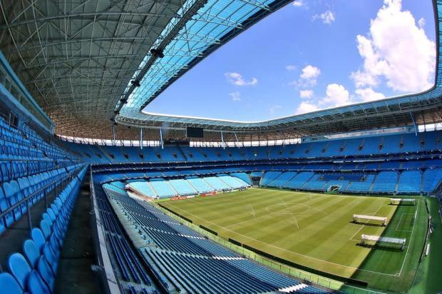 Falta de licença no Centenário obriga Juventude a jogar com o Ypiranga segunda-feira na Arena do Grêmio Wesley Santos/Agência PressDigital