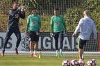 """""""É prioridade nossa trazer esse título"""", diz Alisson sobre Copa América Centenário Rafael Ribeiro/CBF/Divulgação"""