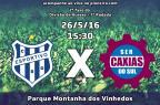 AO VIVO: Esportivo x Caxias. SIGA! /