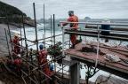 MPF propõe que Rio de Janeiro suspenda a reconstrução da Ciclovia Tim Maia YASUYOSHI CHIBA/AFP