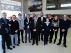 Caixa-Forte: CEO doBMW Group visita concessionária de Caxias Felipe Nyland/Agencia RBS