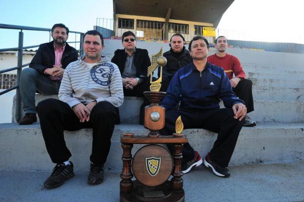 Dirigente e ex-jogadores do Veranópolis relembram primeiro título de Tite como treinador Felipe Nyland/Agencia RBS